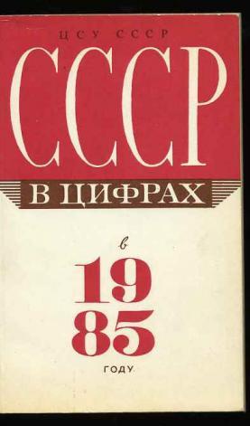 1985 год что было