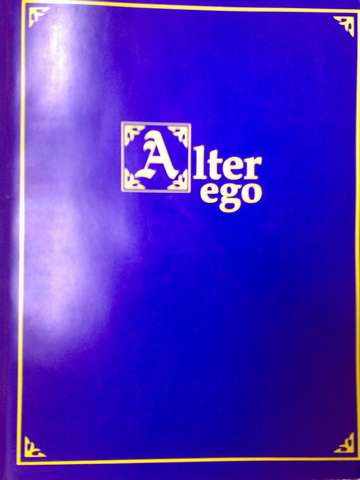 alter ego essay Ego's habit of freaking out, withdrawing, fearing, etc keeps much of the available fuel—which is, essentially, love, recognition, attention, energy, whole-heartedness, true commitment—out of love's fire.