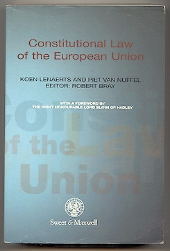 constitutional law of the european union essay Direct effect of international agreements of the european of european union law (2011) external relations of the european union: legal and constitutional.