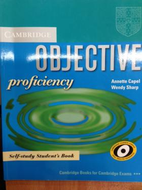 Objective fce (first certificate in english) students book нет в наличии