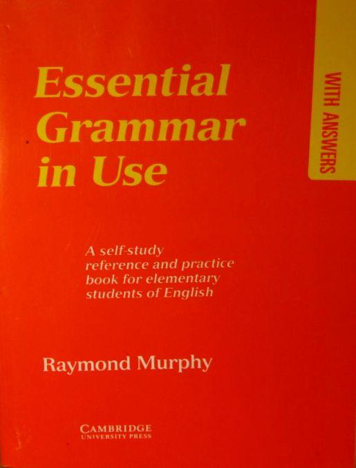 Учебник английского языка мерфи красный гдз