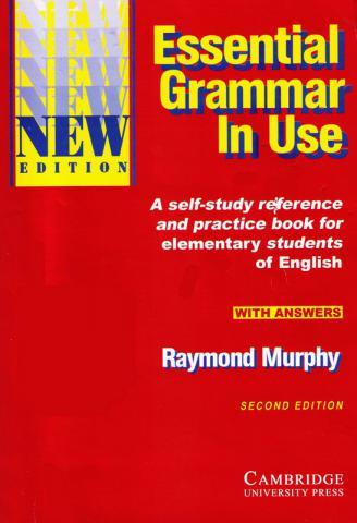 English Grammar in Use от R.Murphy — Легендарная грамматика английского языка