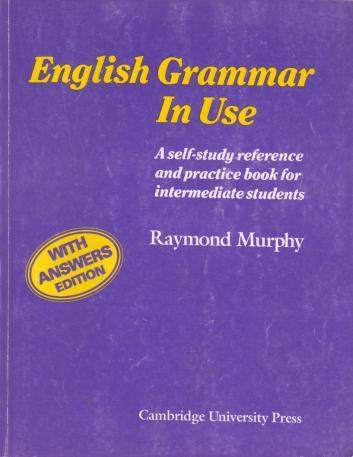 Ответы к упражнению 8.2 из учебника English Grammar in Use. Реймонд Мёрфи 2-е издание