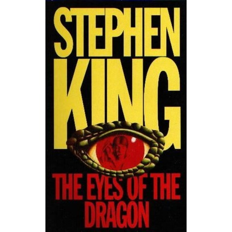 an analysis of the book the eyes of a dragon by stephen king