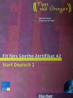 Fit Fuers Goethe Zertifikat A2 Gerbes Johannes Van Der Werff Frauke